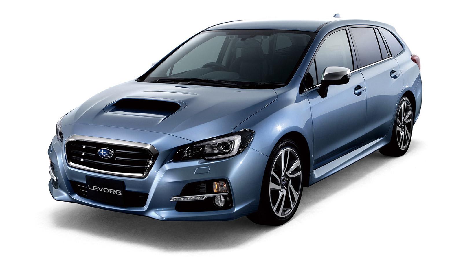 Storpremiär för nya Subaru Levorg  2-3 Oktober