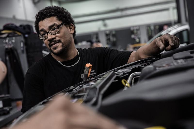 Bilservice - Genomgång
